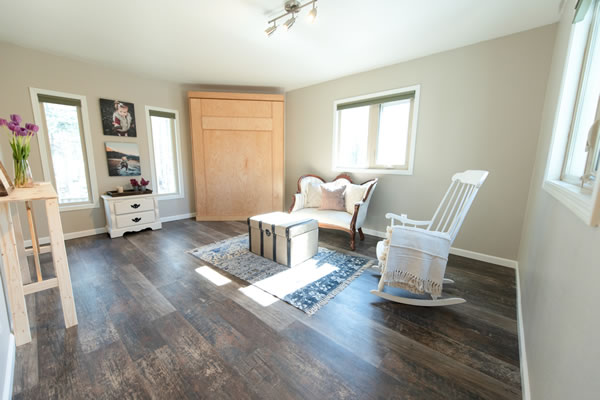 Great flooring options with Ramsey Carpet.